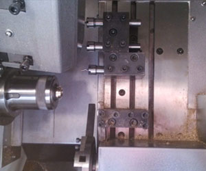 Division of CNC Lathe Machining Process - PTJ Manufacturing Shop