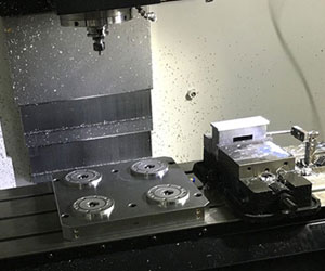 Cnc machining custom electronic parts and its fixture&toolings case studies - PTJ Shop