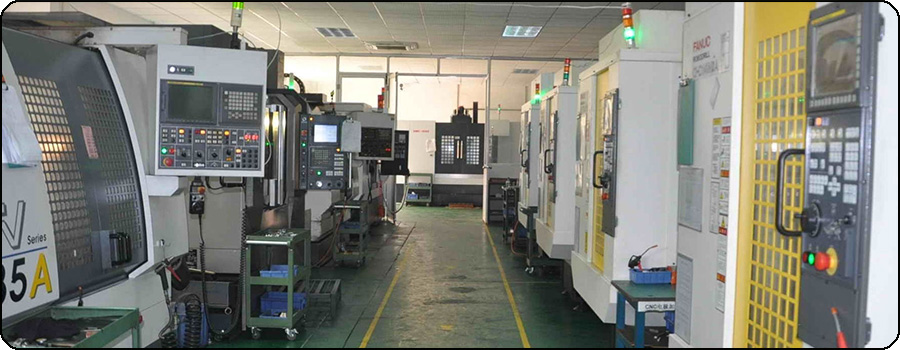 cnc machine shop manufacturing