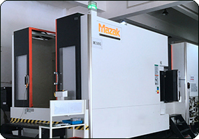 5 axis cnc machining machines