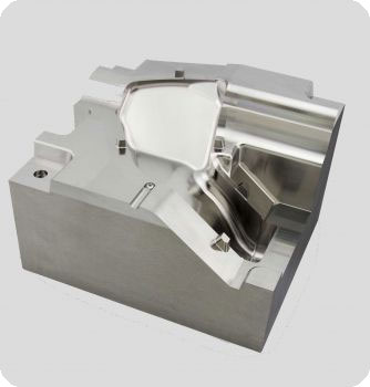 5-axis mould machining