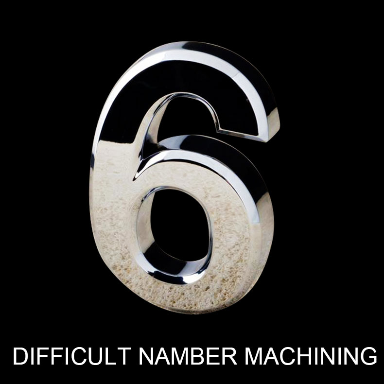 number machining