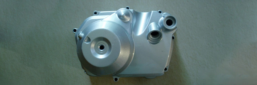 aluminum alloy die casting production