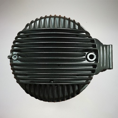 aluminium pressure die casting parts lighting radiator