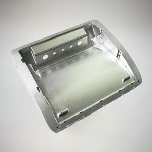 cnc aluminum machining part
