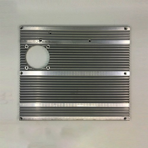 cnc turning heatsink for led lights