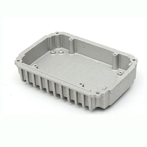 die casting parts cooling box