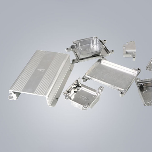 electronic parts disposal with cnc machining