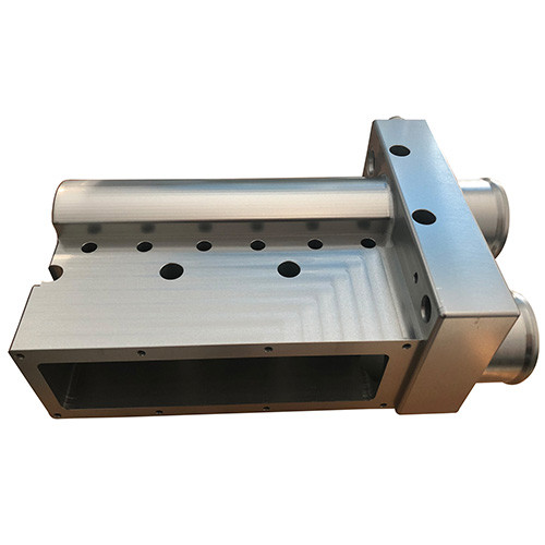 4-axis machining fuel cell accessories
