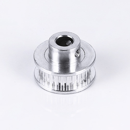 aluminum pulley gearing