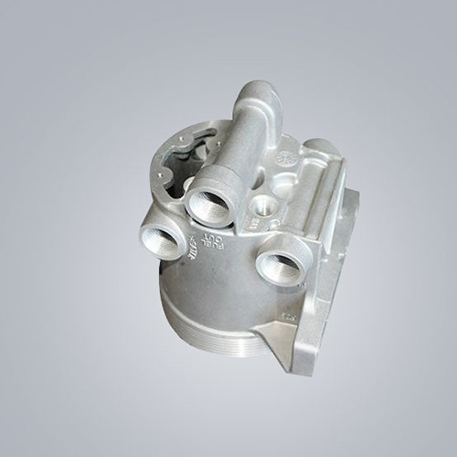 pump valve parts die casting machining
