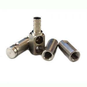 shock absorber grounding sleeve bushing