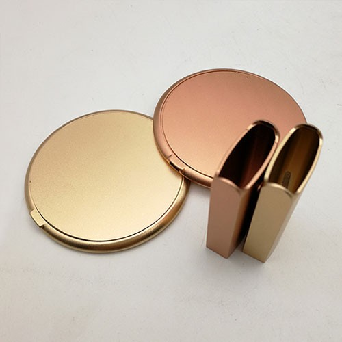high precision cnc turning aluminium  brass dressing case parts